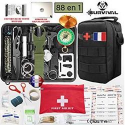 Comparatif kit de survie
