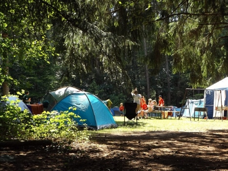 Camping promovacances