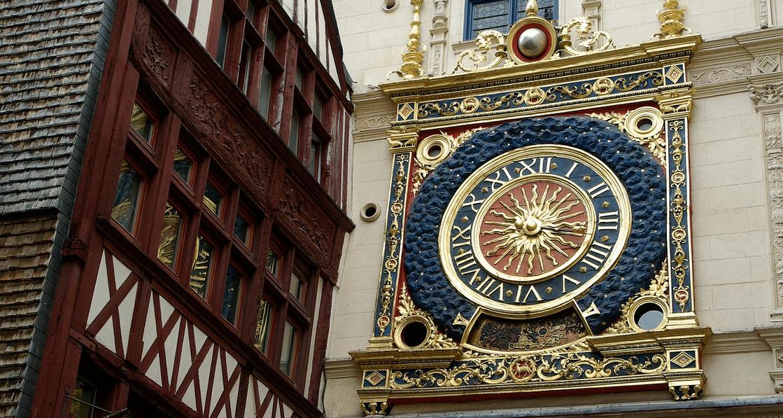 Week-end de détente à Rouen